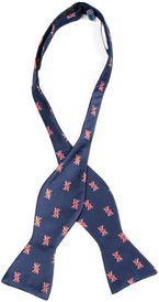 UK Flag Self Tie Bow Tie