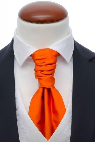 Cravat Orange