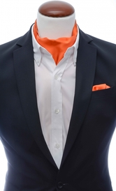 Ascot + Handkerchief Orange