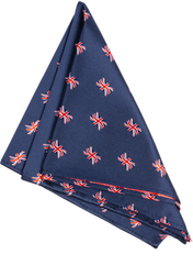 British Flag Hanky