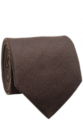Slips Herringbone | Brown