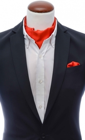 Ascot + Handkerchief Light Red